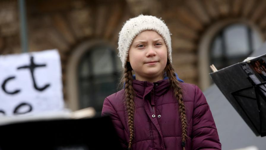 Грета Тунберг щастлива, че се връща на училище след едногодишна пауза