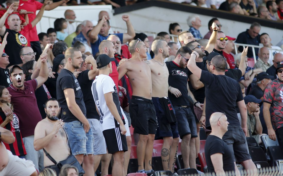 Столичният Локомотив има празник днес! Един от най-забележителнитеотбори в историята