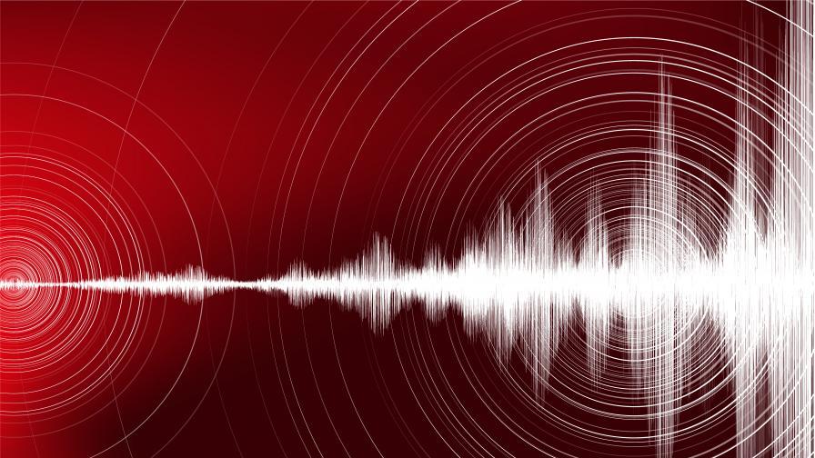 Земетресение от 3,4 по Рихтер край Русе