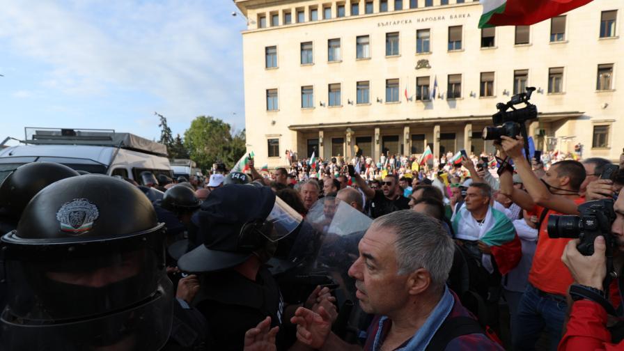Как ще повлияят протестите на политическите процеси