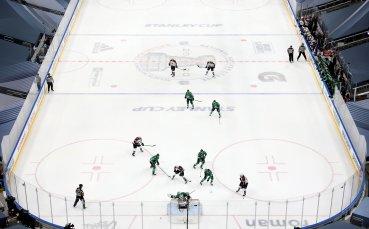 Отмениха традиционния мач на открито в НХЛ