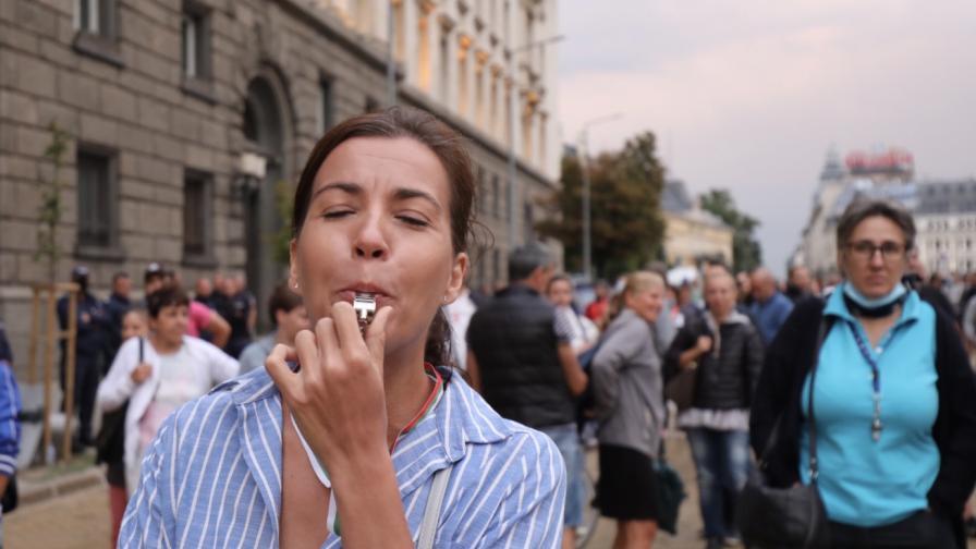 59-ти ден на протести - какво се случва