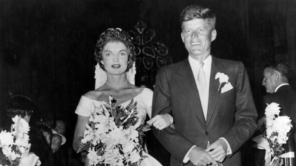 сватба Джаки Кенеди