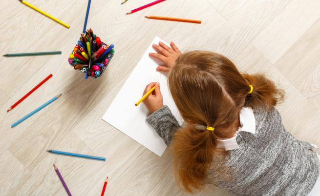 Защо рисуването е най-важният предмет в училище (и извън него)