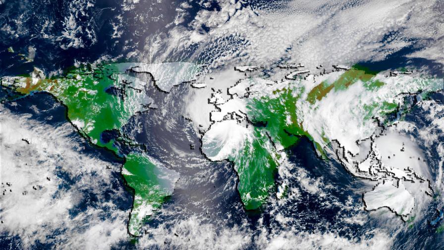Ураган помете 60 моста и 2000 къщи в Северна Корея