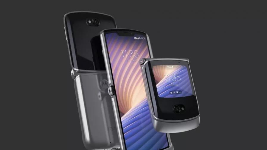 Новата Motorola Razr 5G