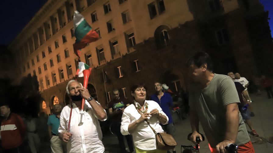 65-ти ден на протест, какво се случва