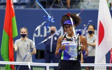 Наоми Осака спечели US Open