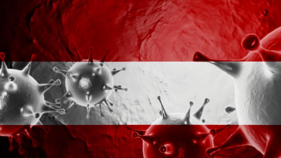Австрия официално обяви втора вълна на коронавируса