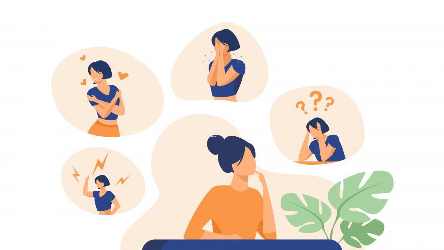 Тревожност, паник атаки, стрес. Как бързо да си помогнем?