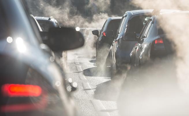 Проучване: автомобилите не са основен замърсител на въздуха