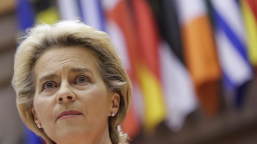 Урсула фон дер Лайен призова за Европейски здравен съюз