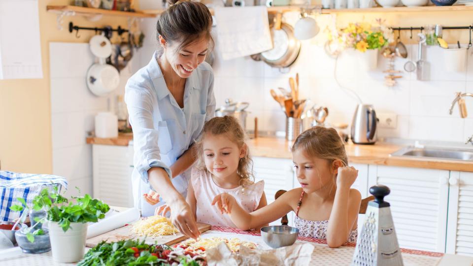 Готвенето за деца - висшият пилотаж в кулинарията