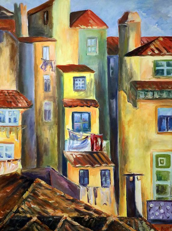 <p>Лисабонски Къщи /м.б.пл./</p>