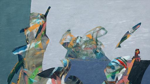 Юбилейна изложба на Васил Стоев в nOva art space