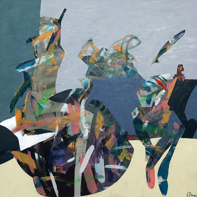 <p>Васил Стоев е сред най-утвърдените и сред най-известните зад граница съвременни български художници от своето поколение. Сънят на Франциско</p>
