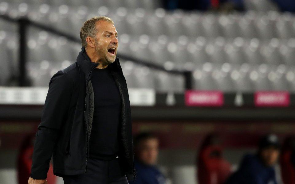 Треньорът на Байерн Мюнхен логично спечели наградата за Най-добър треньор
