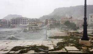 """Гърция след бурята """"Янус"""": Жертви и опустошение"""