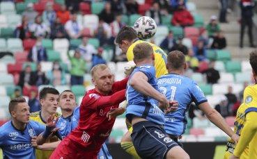 Шестима от съперника на Лудогорец извикани в националния отбор на Беларус