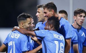 Левски се похвали с 14 национали на България