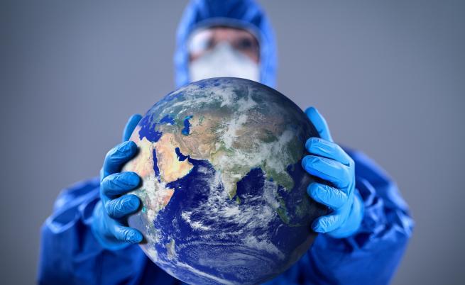 Не, коронавирусът не спасява планетата!