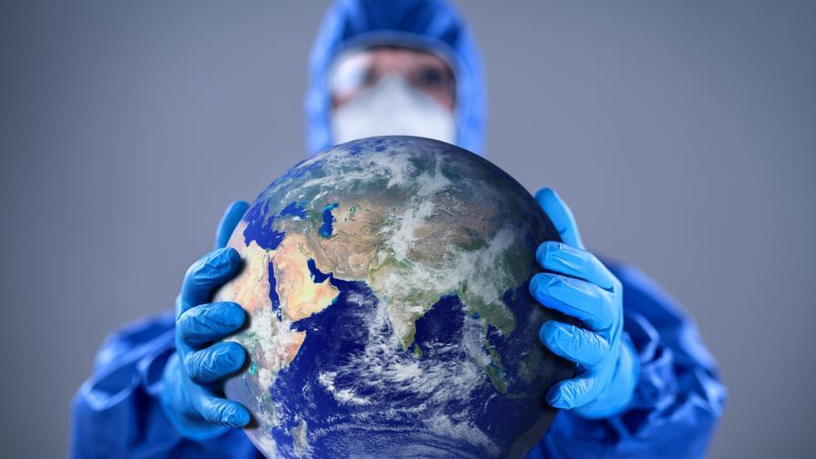Щетите на новия коронавирус в сравнение с други епидемии