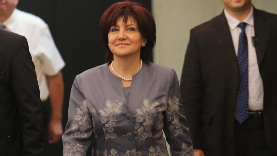 Караянчева: Нека черпим вдъхновение от това историческо дело