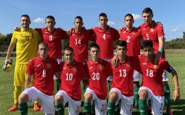 Националите до 16 г. стартираха с победа в Хърватия