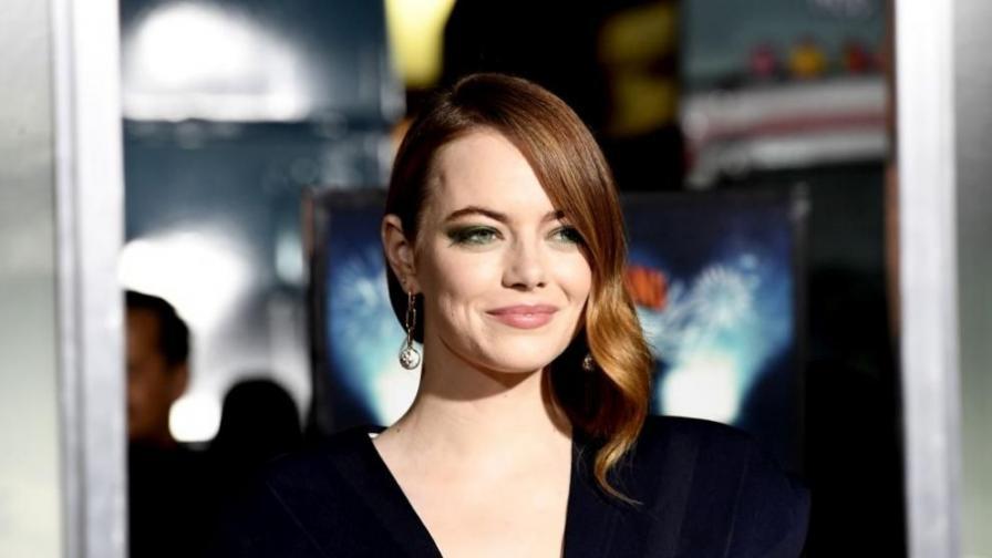 Холивудската актриса Ема Стоун се омъжи
