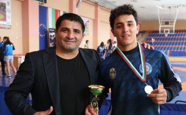 Едмонд Назарян с титлата на държавното първенство
