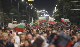 """Митинг-концерт блокира """"Орлов мост"""""""