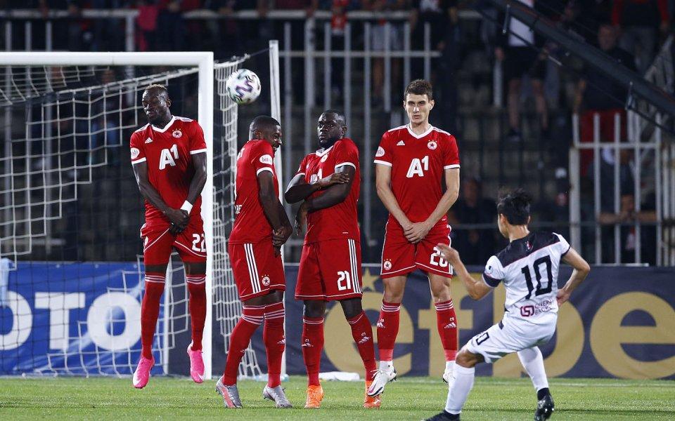 Отборът на ЦСКА отпътува за Швейцария. Решителната битка с Базел