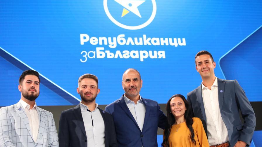 <p>Цветанов: Днес повече от всичко се нуждаем от проект, който обединява&nbsp;</p>
