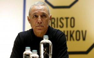 Христо Стоичков с любопитен коментар за шанса на Лудогорец, ЦСКА и националния отбор