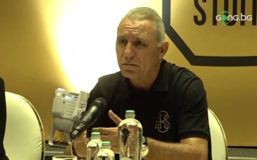Христо Стоичков представи своя марка