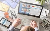 Столична гимназия преминава на частично онлайн обучение