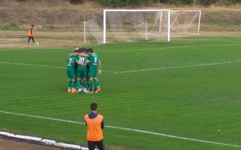 Ботев Ихтиман поспря Беласица за Втора лига