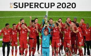 Пореден трофей за Байерн! Баварците триумфираха със Суперкупата на Германия