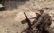 Боевете за Нагорни Карабах продължават, Иран разположи военни по границата