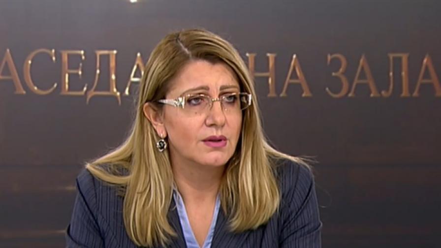 Ахладова за доклада на Европейската комисия за България