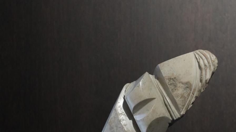 Кирил Мескин - скулптура