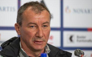 Белчев: Настроението е страхотно, играчите искат именити тимове