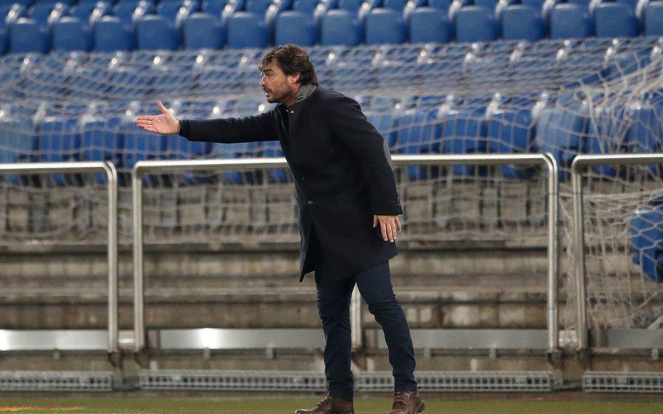 Треньорът на Базел Чириако Сфорца обясни загубата от ЦСКА с