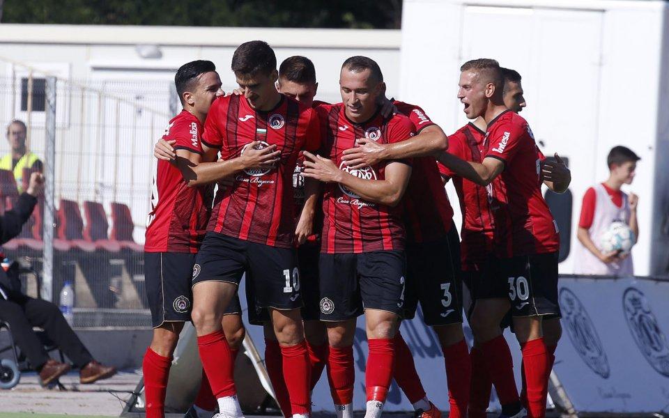 Локомотив Сф се завърна в efbet Лига след 6 г.