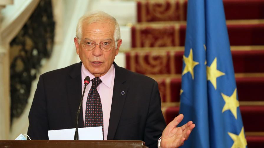 Борел призова за незабавно прекратяване на военните действия в Нагорни Карабах