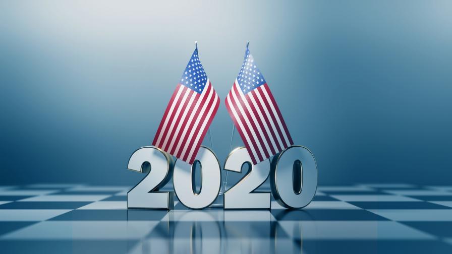<p>Какво се случва, ако кандидат за президент на САЩ почине</p>