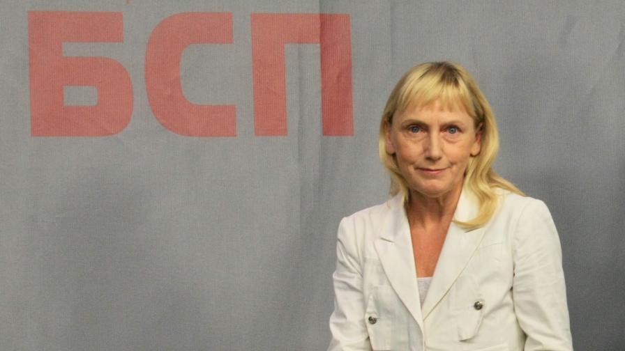 <p>БСП в Хасковско свали политическото си доверие от Елена Йончева</p>
