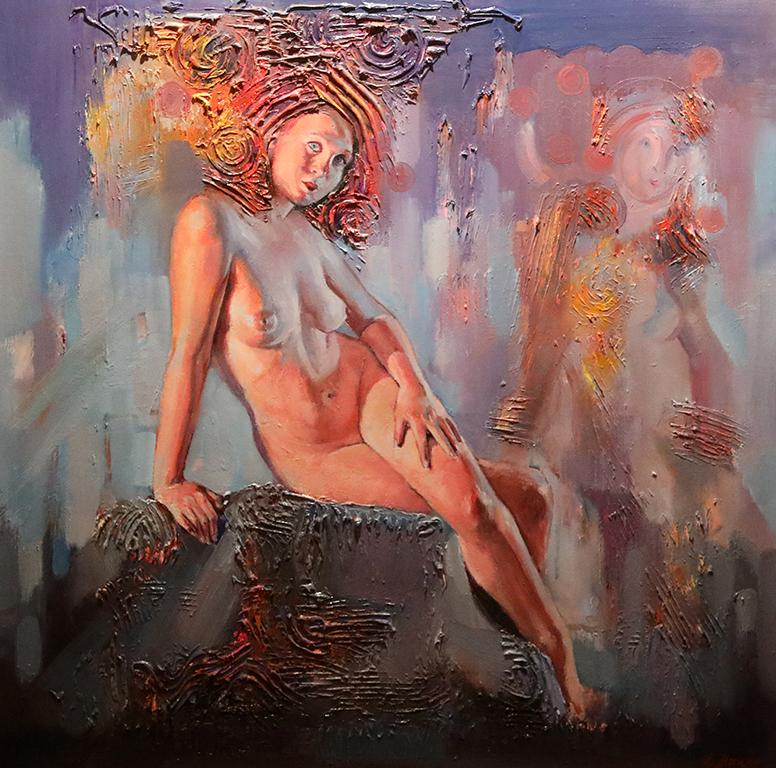 <p>Веселин Нацин - Да облечеш Венера</p>