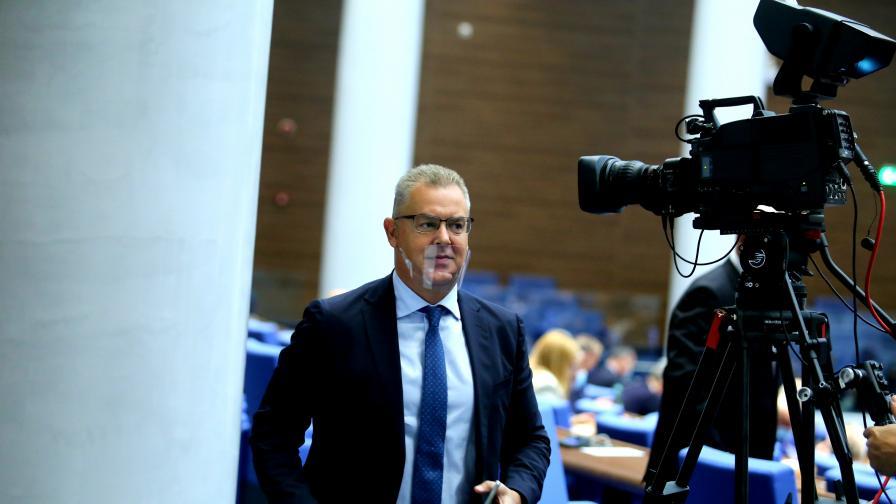 Александър Андреев е новият председател на ЦИК
