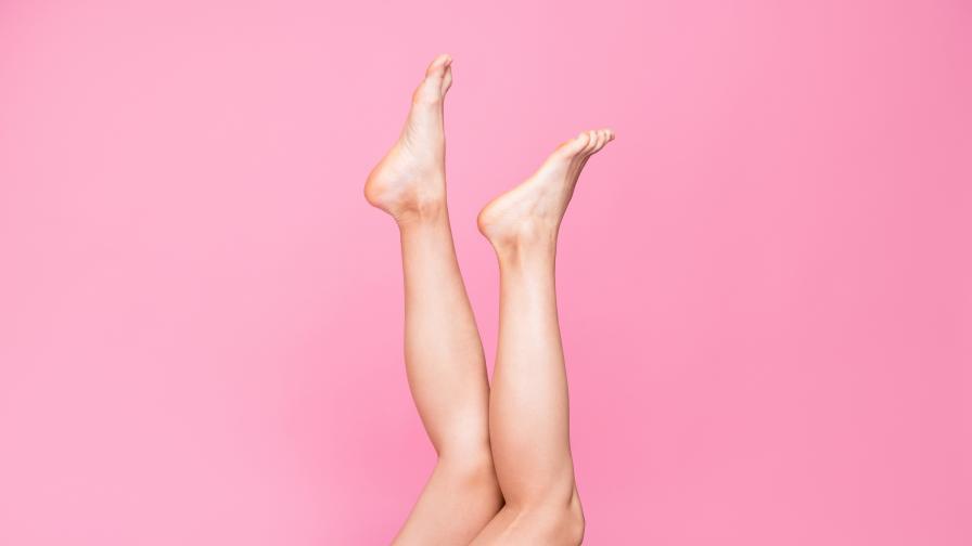Тя има най-дългите крака в света (СНИМКИ и ВИДЕО)